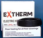 Двухжильный нагревательный кабель Extherm ETC 20 Вт/м