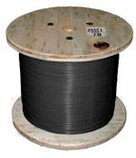 Отрезной кабель Nexans TXLP BLACK (DRUM)